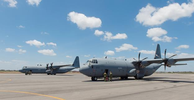 RCAF participates in CRUZEX FLIGHT 18