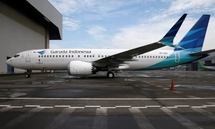 Garuda Indonesia Seeks Cancellation of its 737 MAX Order