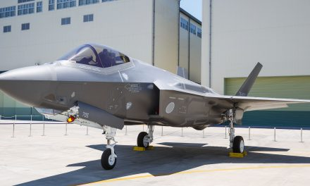 Japanese F-35 Disappears From Radar